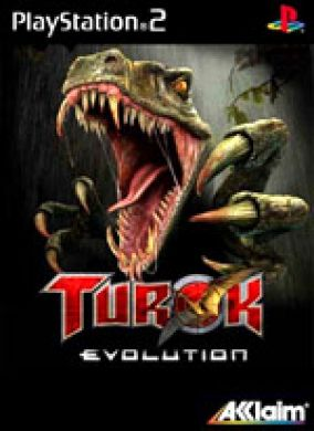 Immagine della copertina del gioco Turok: Evolution per Playstation 2