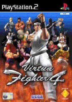 Copertina del gioco Virtua Fighter 4 per Playstation 2