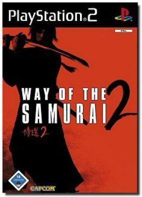 Copertina del gioco Way of the Samurai 2 per Playstation 2