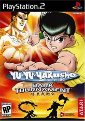 Copertina del gioco Yu Yu Hakusho: Dark tournament per Playstation 2