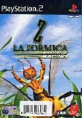 Copertina del gioco Z La formica Extreme Racing per Playstation 2