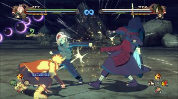 Immagine -1 del gioco Naruto Shippuden: Ultimate Ninja Storm 4 per Playstation 4