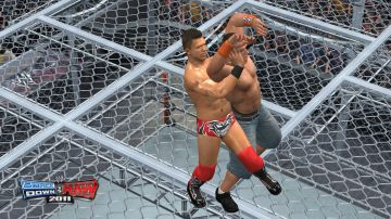 Immagine -1 del gioco WWE Smackdown vs. RAW 2011 per Playstation 3