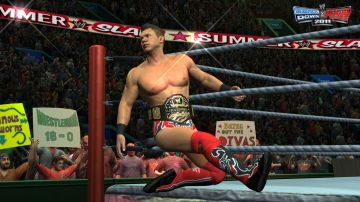 Immagine 0 del gioco WWE Smackdown vs. RAW 2011 per Playstation 3