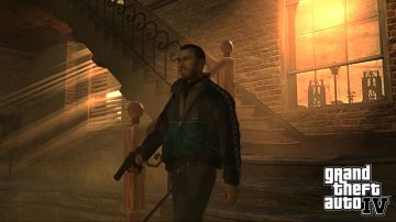 Immagine -5 del gioco Grand Theft Auto IV - GTA 4 per Playstation 3