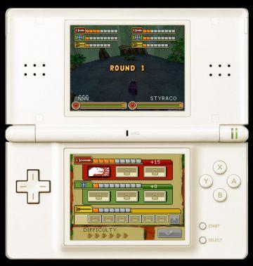 Immagine -4 del gioco Dinosaurs: Combattimenti fra Giganti per Nintendo DS