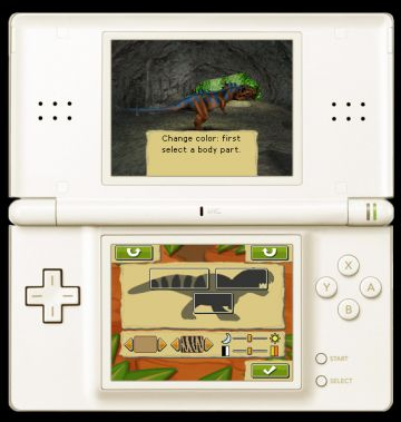 Immagine -13 del gioco Dinosaurs: Combattimenti fra Giganti per Nintendo DS