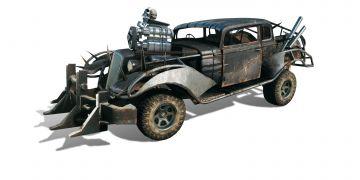 Immagine -1 del gioco Mad Max per Playstation 4
