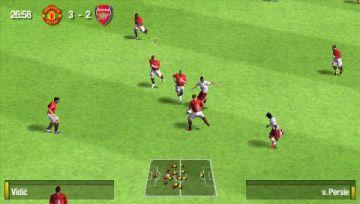 Immagine -8 del gioco FIFA 09 per Playstation PSP