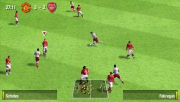 Immagine -7 del gioco FIFA 09 per Playstation PSP