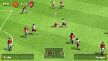 Immagine -6 del gioco FIFA 09 per Playstation PSP