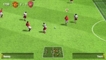 Immagine -5 del gioco FIFA 09 per Playstation PSP