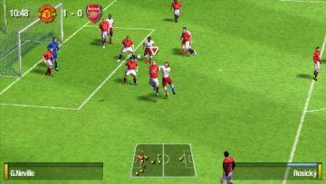 Immagine -13 del gioco FIFA 09 per Playstation PSP