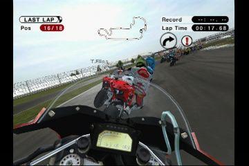 Immagine -4 del gioco MotoGP 08 per Nintendo Wii