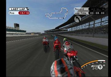 Immagine -3 del gioco MotoGP 08 per Nintendo Wii