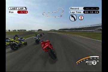 Immagine -2 del gioco MotoGP 08 per Nintendo Wii