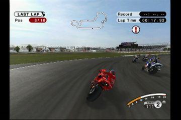 Immagine -1 del gioco MotoGP 08 per Nintendo Wii