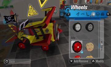 Immagine -5 del gioco ModNation Racers   per Playstation PSP