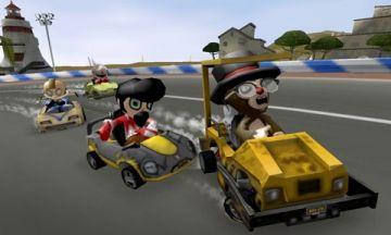 Immagine -4 del gioco ModNation Racers   per Playstation PSP