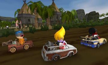 Immagine -2 del gioco ModNation Racers   per Playstation PSP