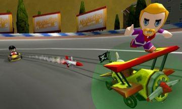 Immagine -1 del gioco ModNation Racers   per Playstation PSP