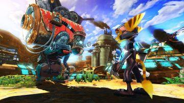 Immagine -3 del gioco Ratchet & Clank: A Spasso nel Tempo per Playstation 3