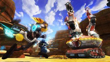 Immagine -2 del gioco Ratchet & Clank: A Spasso nel Tempo per Playstation 3