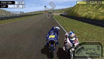Immagine -5 del gioco MotoGP per Playstation PSP
