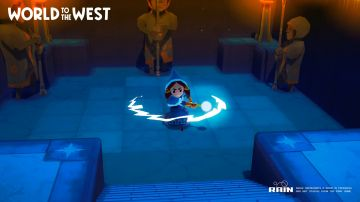 Immagine -3 del gioco World to the West per Playstation 4