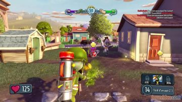 Immagine 0 del gioco Plants Vs Zombies Garden Warfare per Xbox 360