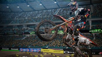 Immagine -2 del gioco Monster Energy Supercross - The Official Videogame per Nintendo Switch