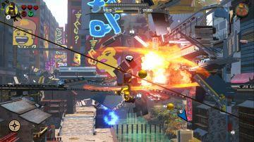 Immagine -2 del gioco LEGO Ninjago Il Film: Video Game per Nintendo Switch