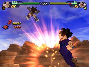 Immagine -2 del gioco Dragon Ball Z - Budokai Tenkaichi 3 per Playstation 2