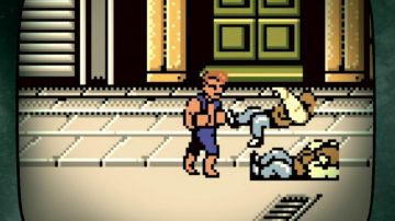 Immagine -5 del gioco Double Dragon IV per Playstation 4