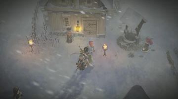 Immagine -3 del gioco I Am Setsuna per Nintendo Switch