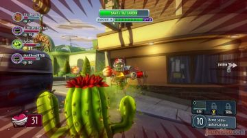 Immagine -4 del gioco Plants Vs Zombies Garden Warfare per Xbox 360
