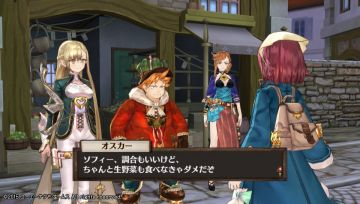 Immagine -2 del gioco Atelier Sophie: The Alchemist of The Mysterious Book per Playstation 4