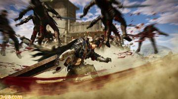 Immagine -2 del gioco Berserk and the Band of the Hawk per PSVITA