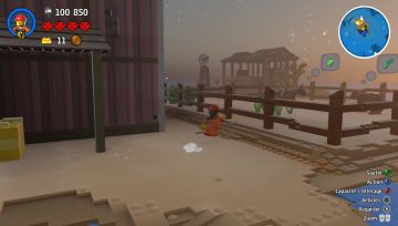Immagine -1 del gioco LEGO Worlds per Playstation 4