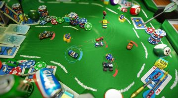 Immagine 0 del gioco Micro Machines: World Series per Playstation 4