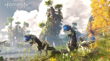 Immagine -9 del gioco Horizon: Zero Dawn per Playstation 4