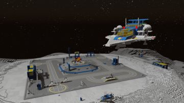 Immagine -4 del gioco LEGO Worlds per Playstation 4