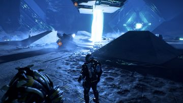 Immagine -14 del gioco Mass Effect: Andromeda per Playstation 4