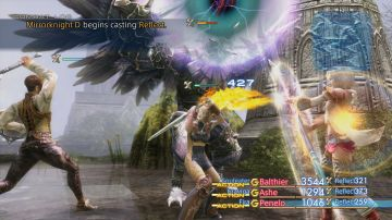 Immagine -7 del gioco Final Fantasy XII: The Zodiac Age per Playstation 4