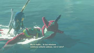 Immagine -1 del gioco The Legend of Zelda: Breath of the Wild per Nintendo Switch