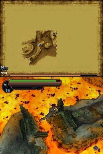 Immagine -17 del gioco Il Signore degli Anelli: L'Avventura di Aragorn per Nintendo DS