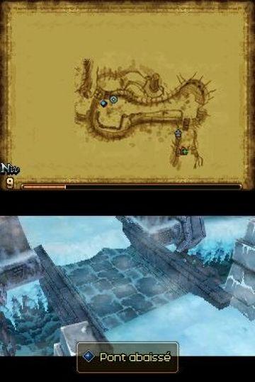 Immagine -4 del gioco Il Signore degli Anelli: L'Avventura di Aragorn per Nintendo DS