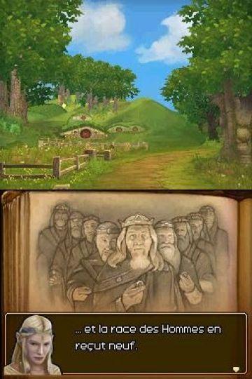 Immagine -15 del gioco Il Signore degli Anelli: L'Avventura di Aragorn per Nintendo DS