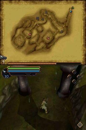 Immagine -9 del gioco Il Signore degli Anelli: L'Avventura di Aragorn per Nintendo DS