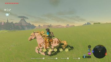 Immagine -4 del gioco The Legend of Zelda: Breath of the Wild per Nintendo Switch